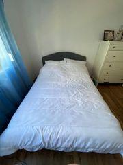 Doppelbett IKEA im TOP Zustand