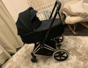 Cybex PRIAM Platinum Kinderwagen Babywanne