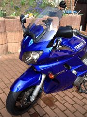 Schöne Yamaha 1399 FJR