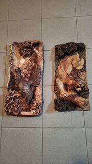 Neue Holzimmitations-Bilder