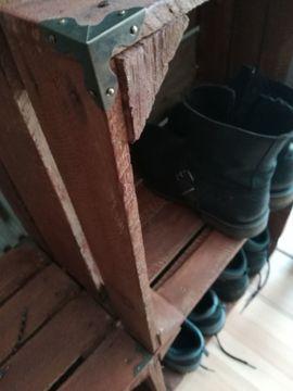 Schuhregal: Kleinanzeigen aus Dieburg - Rubrik Garderobe, Flur, Keller