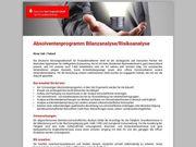 Absolventenprogramm Bilanzanalyse Risikoanalyse m w