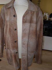 2 Echte Leder Jacke gr