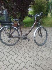 Diamant E Bike Bosch Mittelmotor
