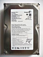 Festplatte 250GB 3 5 Zoll