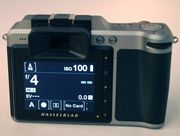 Hasselblad X1D camera body