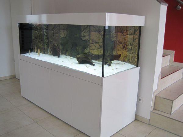 Hightech-Komplett-Aquarium 756 Liter