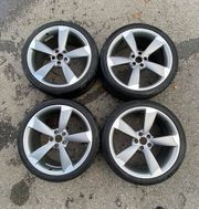 4 Original 20 Zoll Audi