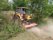 NEU Schlegelmulcher für Traktor VIDEO