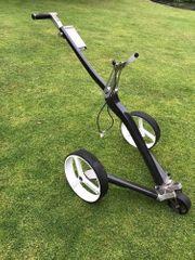 Luxus Carbon Elektrocaddy Golf Trolley