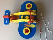 Flugzeug nachziehbar und steckbar
