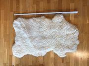 Lammfell neu 100x60 cm