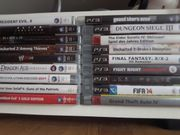 Play-Station 3 mit 2 Controller