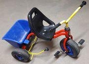 Dreirad mit Kipper