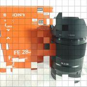 Sony Alpha SEL28F20 28 mm