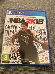 NBA 2K19 für PS4