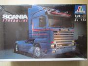 Bausätze Trucks von Revell und