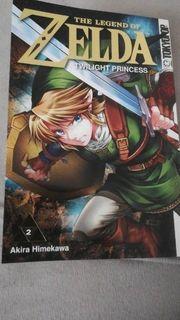 The Legend of Zelda Twillight