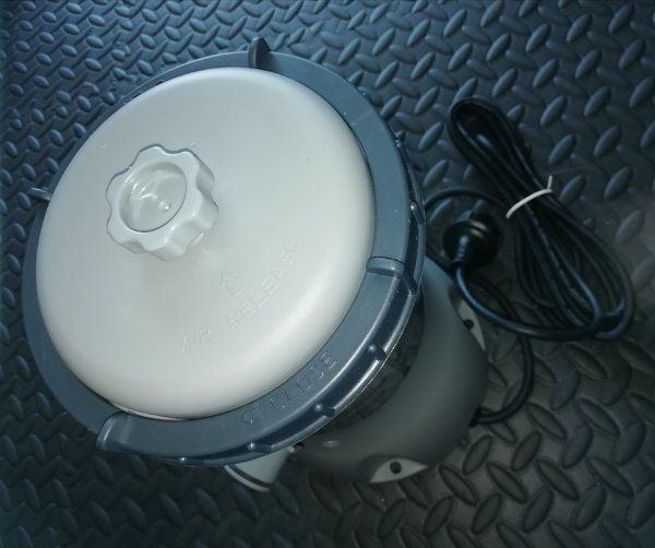Kartuschenfilterpumpe bestway neu und unbenutzt