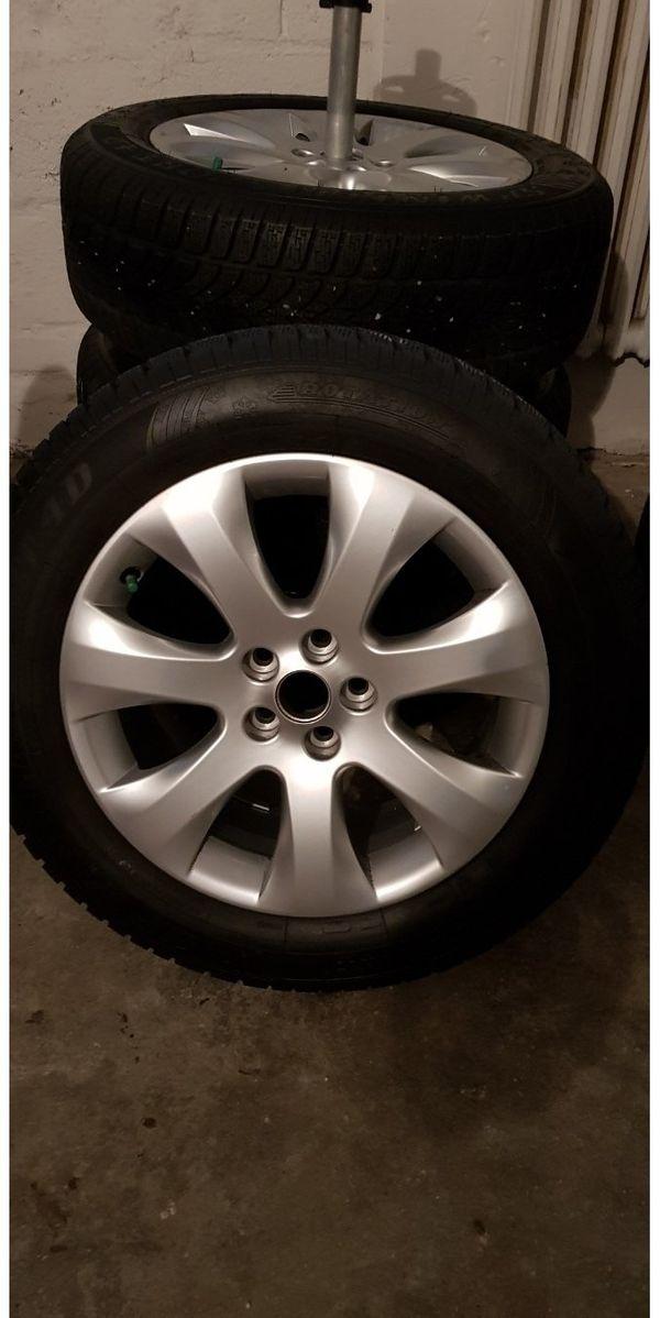 4 x Dunlop SP Winter