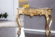 NEU Konsole Venice 110cm gold