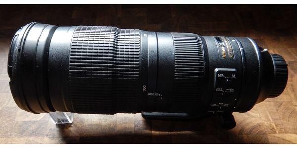 Nikon Objektiv 200-500 mm f