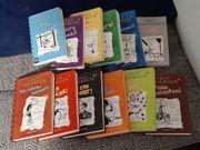 Gregs Tagebuch - 12 Bände