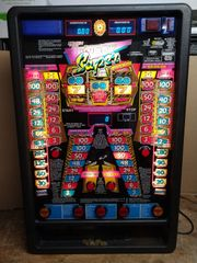 Geldspieler Spielautomat JACKY SUPER auf