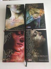 Twilight Bücher Biss alle 4
