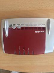 Fritzbox 7360 gebraucht Lampen Kabel