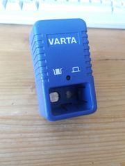 Steckerladegerät VARTA für 9V NiCd