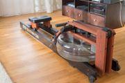 Water Rower Rudermaschine mit S4