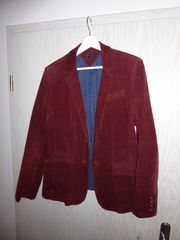 Tommy Hilfiger Jacket Blazer Cord