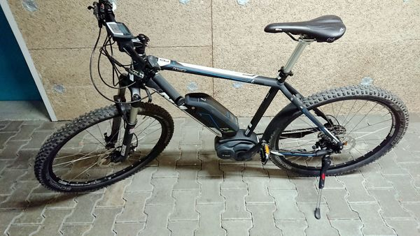 KTM e-Bike Hardtail 27 5