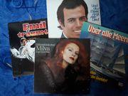 Schallplatten LP gebraucht gut erhalten