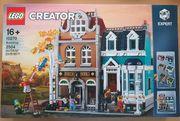 Lego Creator Expert 10270 Bookstore