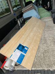 2x neue Leimholzplatten Fichte 2000x600x18mm