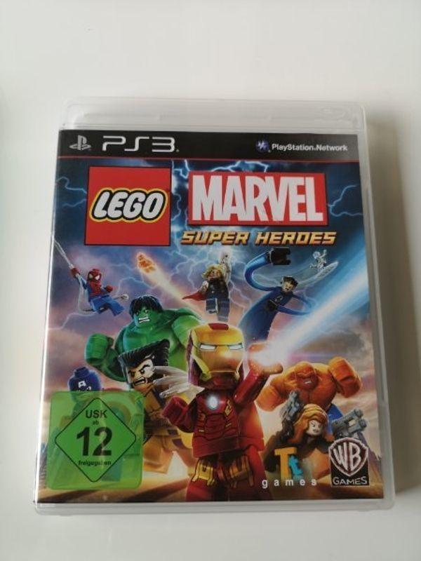 Playstation 3 Spiel Lego Marvel