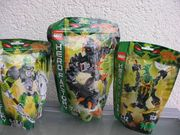 Lego Hero Factory und Bionicle