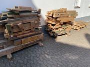Brennholz - zu verschenken