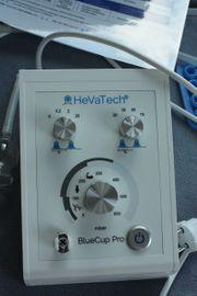 Schröpfgerät pulsierend HeVaTech BlueCup Pro
