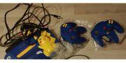 N64 - Pikachu Nintendo64 - Controllern - Transfer