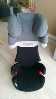 Kindersitz Cybex Silver Solution X-fix
