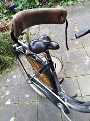 Fahrrad Rückenlehne