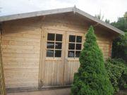 Gartenhaus Gartenhütte aus Konstruktionsholz TOP