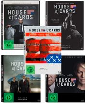 DVD-Serie House of Cards