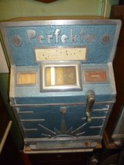 Einarmiger Bandit Slotmachine Automat Perfekta