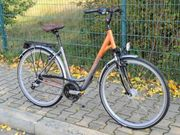 28 Winora Damen City Fahrrad