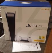 Playstation 5 Disc Version