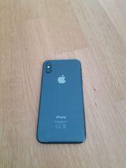 iphone X 64gb space grau